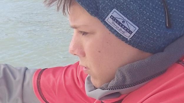 Clément Masson termine 65 ème sur 160 coureurs (12 ème de la Silver Fleet), meilleur résultat des Minimes de la Calédonie présents en Nouvellle Zélande