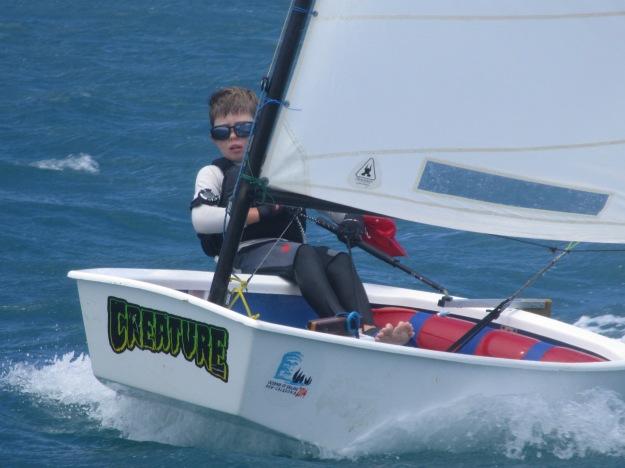 Aurel, troisième place du classement général.